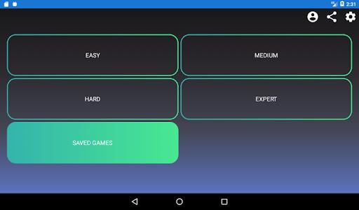 SUDOKU - Offline Free Classic Sudoku 2021 Games  screenshots 7