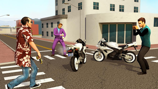 Télécharger Gratuit Real Gangster Vegas: Auto Theft Crime City Games mod apk screenshots 5