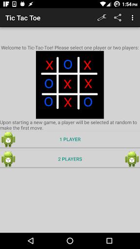 Tic Tac Toe - 3 in a row FREE  screenshots 1