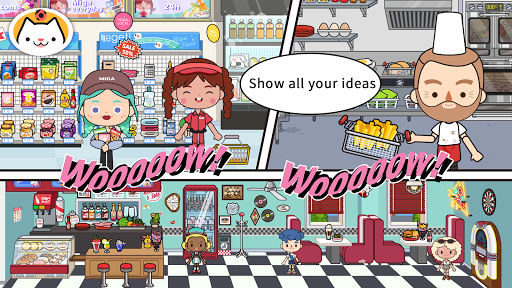 Miga Town: My World screenshots 13