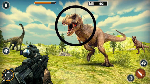 Dinosaur Hunter Deadly Hunt: New Free Games 2020 android2mod screenshots 7