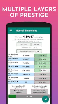 Antimatter Dimensionsのおすすめ画像2