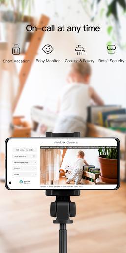 eWeLink Camera -Home Security, Pet & Baby Monitor  screenshots 3