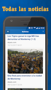 Tigres Club Noticias For Pc – Free Download On Windows 10/8/7 And Mac 1