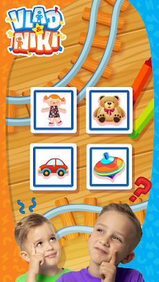 Vlad & Niki. Educational Gamesのおすすめ画像4