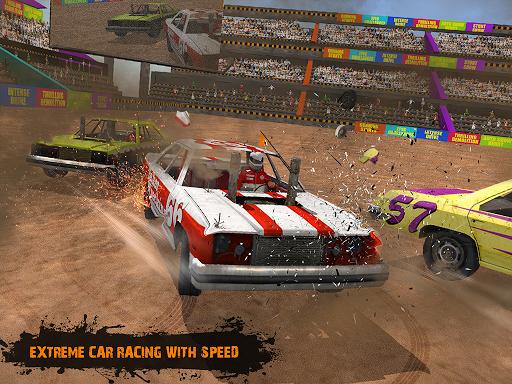 Demolition Derby Car Crash Stunt Racing Games 2021 3.0 Screenshots 21