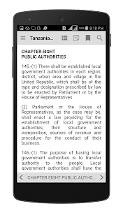 Tanzania Constitution 1977  For Pc – Free Download And Install On Windows, Linux, Mac 2