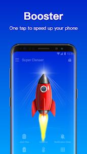 Super Cleaner – Antivirus, Junk Cleaner & Booster [Unlocked] 3