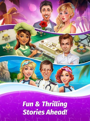 The Love Boat: Puzzle Cruise u2013 Your Match 3 Crush! screenshots 14