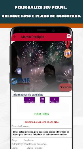 Corrida Eleitoral Online Simulador 0.18.16 - Banco Estatal screenshots 2