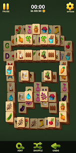 Mahjong Blossom Solitaire 1.0.3 APK with Mod + Data 3