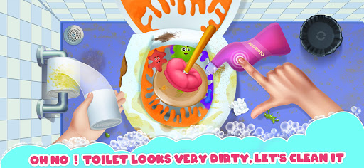 Big Home Makeover - House Cleaning Game for Girls 3.0 screenshots 1