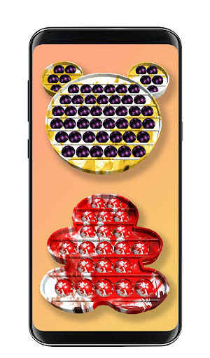 Pop it fidget toy 2! DIY calming asmr popers game 1.0.4 screenshots 24