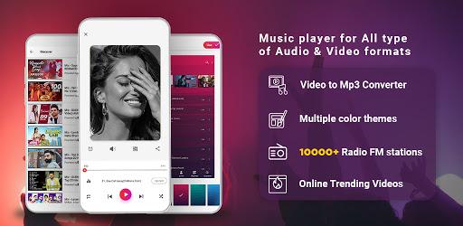Music Player - Mp4 & MP3 Player, Video player apktram screenshots 9