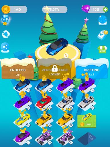 Code Triche Fast Drift apk mod screenshots 6