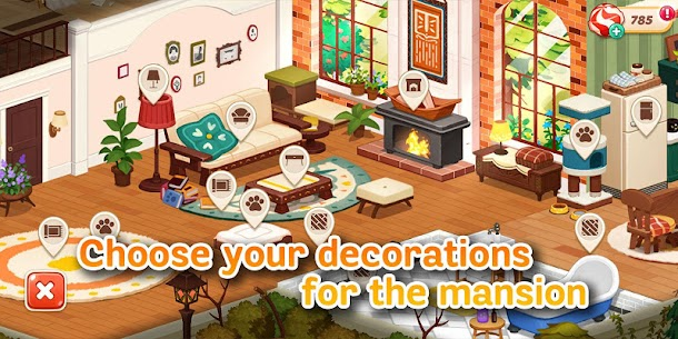 Hellopet House Mod Apk (Unlimited Money) 5