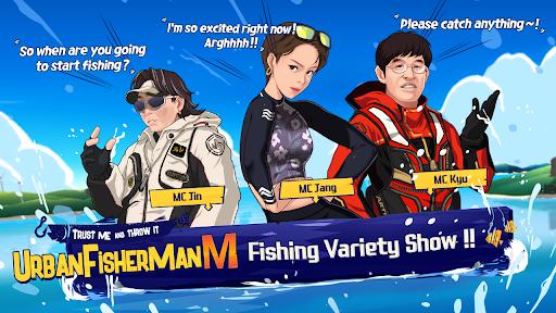Urban Fisherman M 1.6.8 screenshots 1