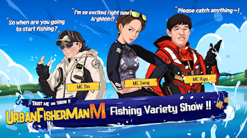 Urban Fisherman M