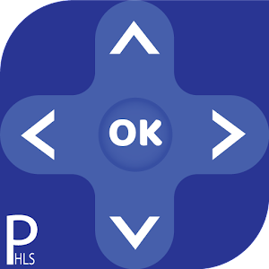 Universal Remote for PHILIPS 1.3 by ibourktools logo