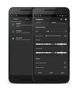Recordr – Sound Recorder Pro MOD APK 3