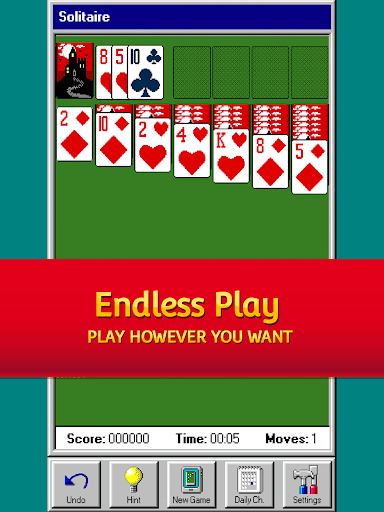 Solitaire 95 - The classic Solitaire card game 1.5.0 screenshots 9