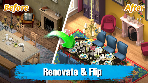 Room Flipu2122: Design Dream Home apkpoly screenshots 2