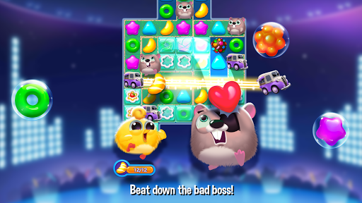 Bird Friends : Match 3 & Free Puzzle modavailable screenshots 10