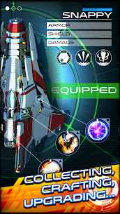 """Download Space Warrior: The Origin """"Space Warrior"""" action game for Android + mode + data 4"""