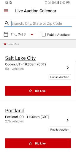 IAA Buyer Salvage Auctions 11.5 Screenshots 2
