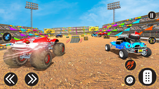 Monster Truck Crash Stunts: Demolition Derby 2021 1.5 screenshots 1
