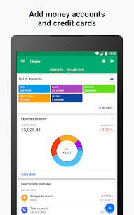 Wallet Mod Apk: Personal Finance, Budget Premium/Paid Features Unlocked) 9