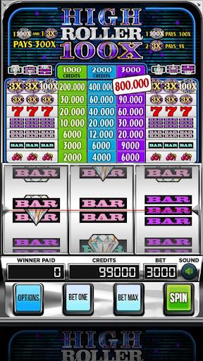 Triple 100x High Roller Slots APK MOD Download 1