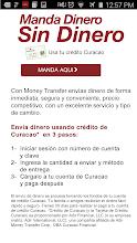 Curacao Money Transfer screenshot thumbnail