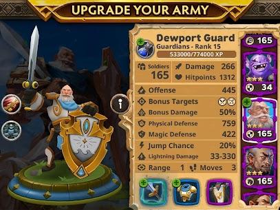 Warlords of Aternum MOD APK 1.22.0 (High DMG/HP) 14