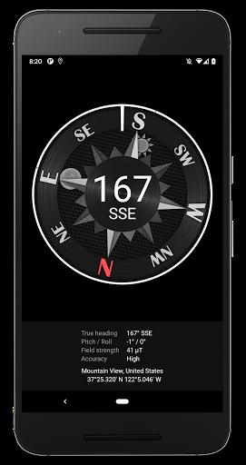 Compass Steel (No Ads) 3.0.2 Screenshots 10