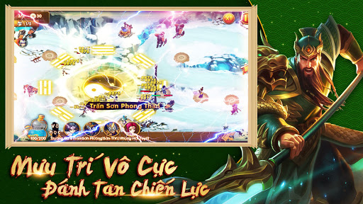 Tam Anh Thu1ee7 Thu00e0nh - Danh Tu01b0u1edbng Thiu00ean Hu1ea1  screenshots 3