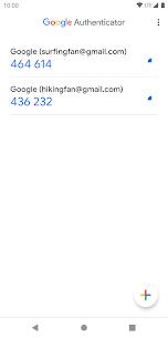 Google Authenticator 5