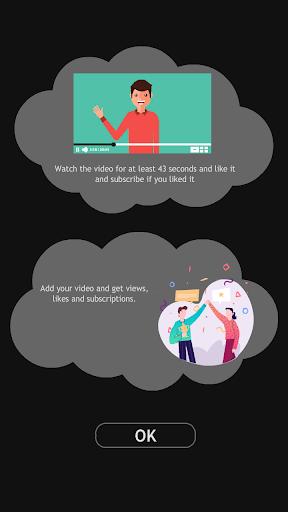 Video like. Subscribers, views and likes.  screenshots 1