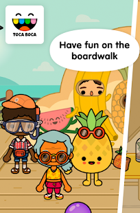 Toca Life World 2021 Tips 1.0 APK + Mod (Free purchase) for Android