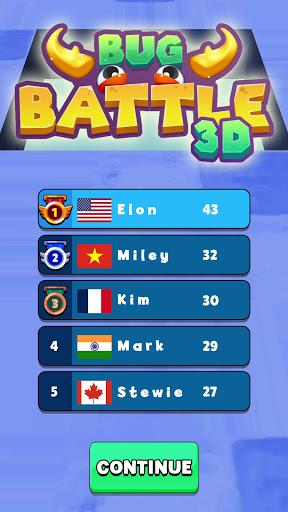 Bug Battle 3D 1.1.0 screenshots 1