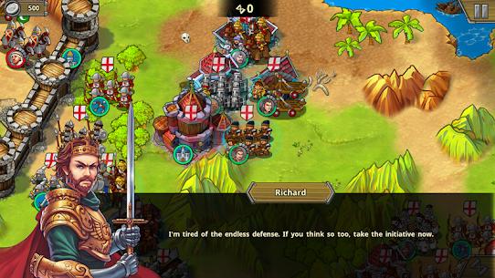 European War 5:Empire – Civilization Strategy Game 1.6.4 1
