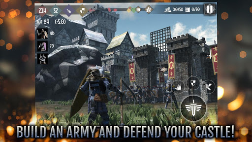 Heroes and Castles 2 - Strategy Action RPG  screenshots 1