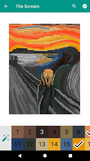 Pixies Pixel Art - Coloring book, Color by Number  screenshots 8