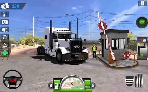 Truck Parking 2020: Free Truck Games 2020  Screenshots 12