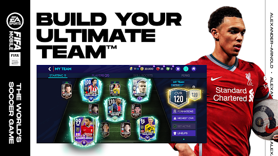 FIFA Soccer APK MOD 14.7.00 (Unlimited Money) 10