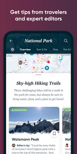 Polarsteps - Travel Planner & Tracker apktram screenshots 4