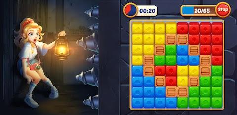 Cube Blast Adventureのおすすめ画像1