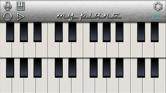 My Piano - Record & Play 4.3 Screenshots 18