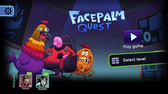 Facepalm Quest Apk Download 2021 1