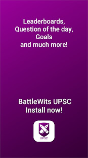 BattleWits for UPSC